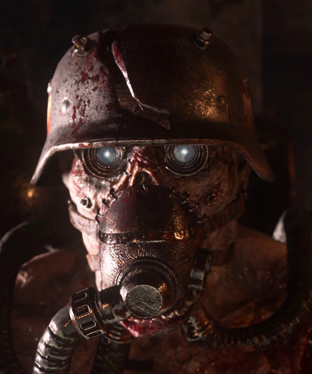 Appeared the screenshots of Call of Duty: WWII with creepy zombie Nazis