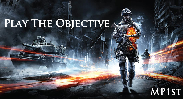 Battlefield-3 Paly The Objective