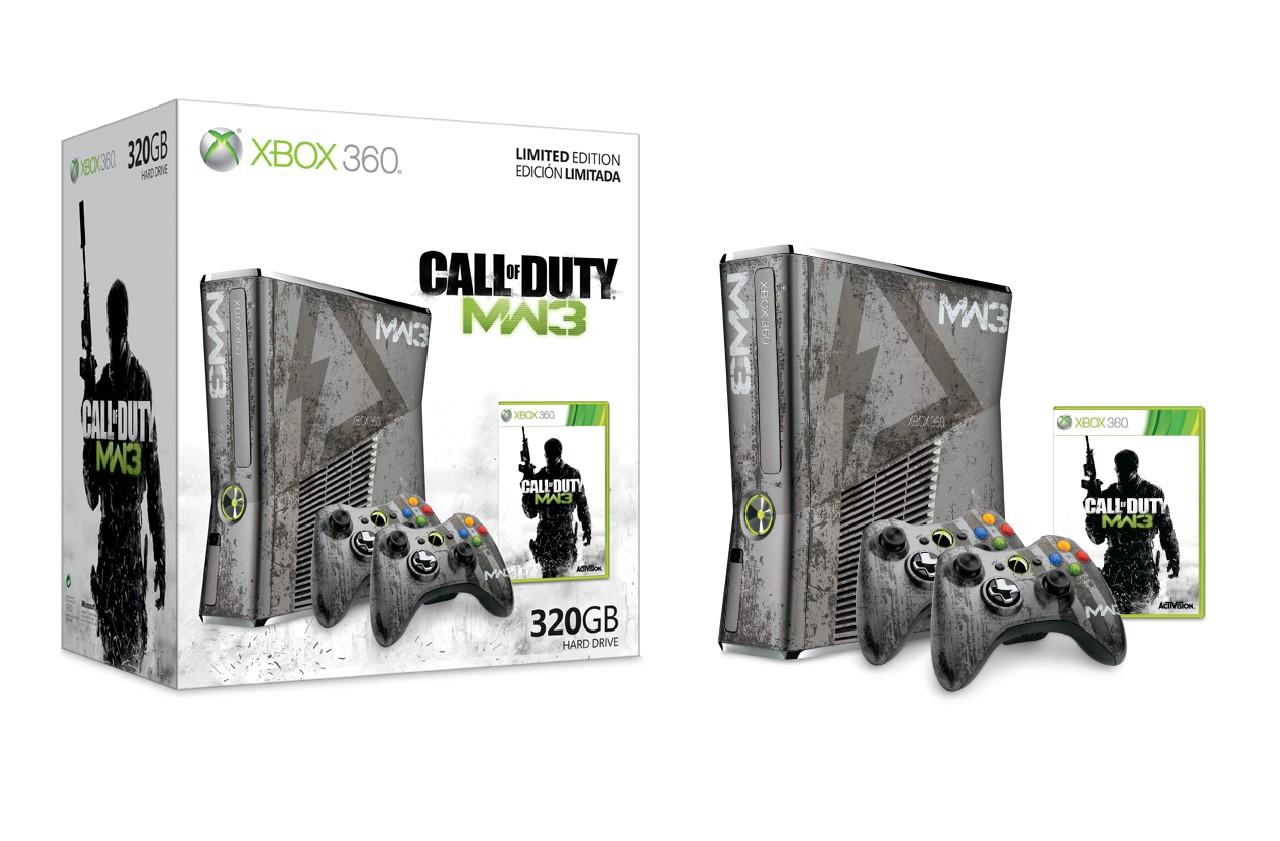 Call of Duty MW3 XBOX Bundle