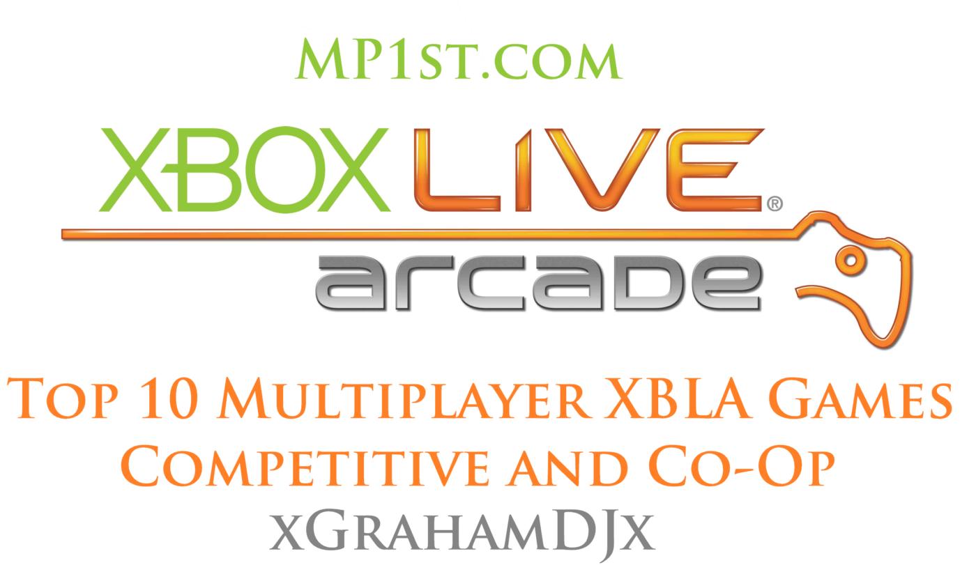 Multiplayer XBLA Games
