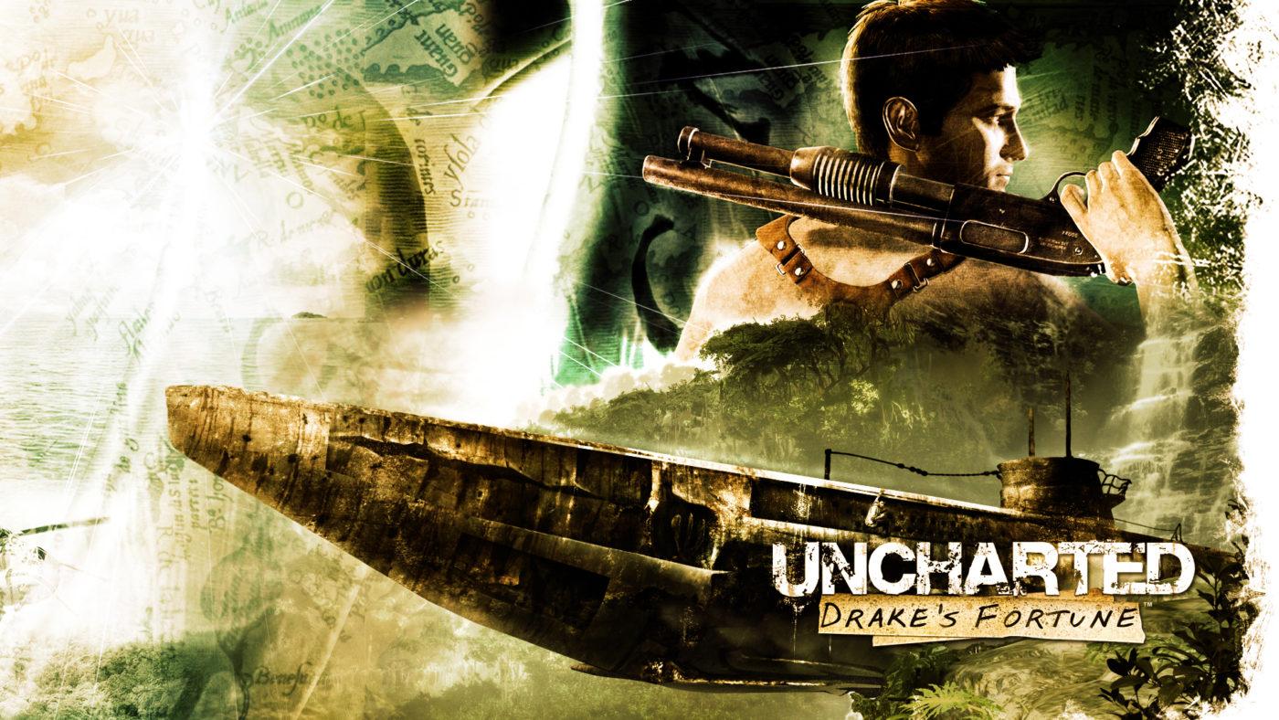 Uncharted HD Walpaper