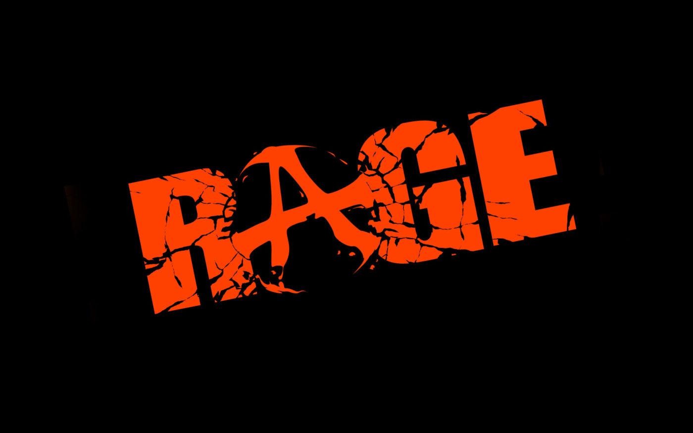 RAGE Video Game Wallpaper