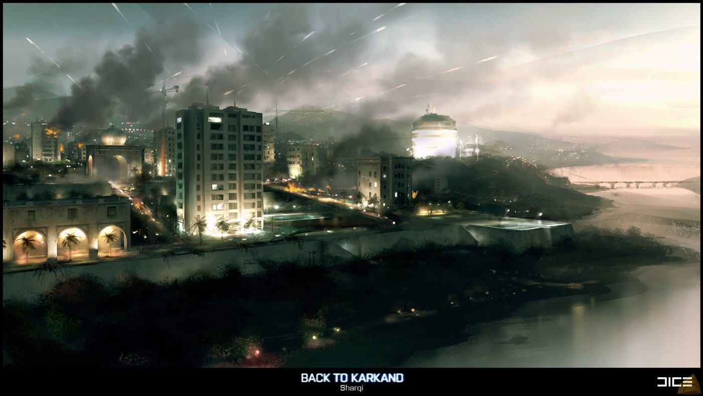 Leaked Weapon List For Battlefield 3 Back To Karkand DLC