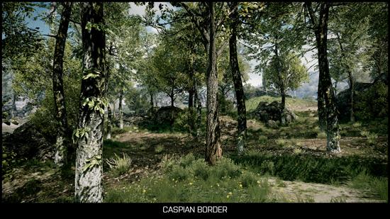 Battlefield 3 Multiplayer Maps Revealed Pt. 2