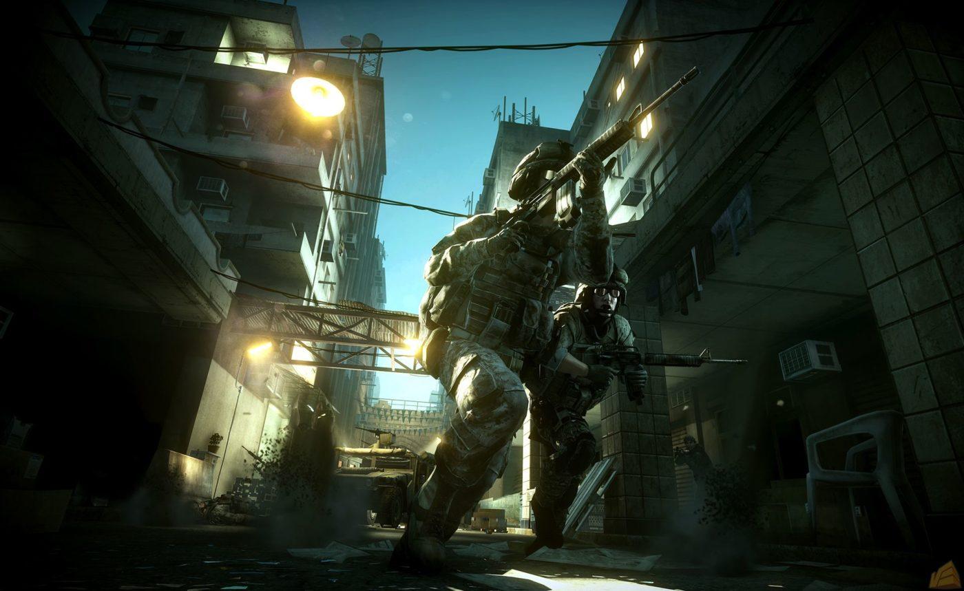Battlefield-3 HD Wallpaper