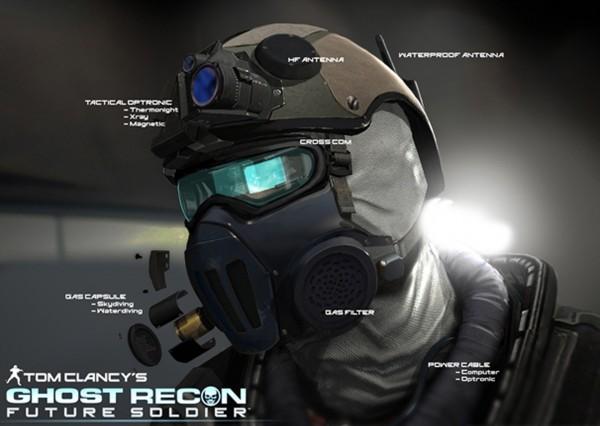 Room Cover Ghost Recon Ghost Recon Future Soldier Wii: Ghost Recon Future Soldier: The Next Online Sensation?