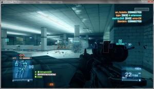 , Be Advised: New Battlefield 3 Beta 3D Radar Hack, MP1st, MP1st