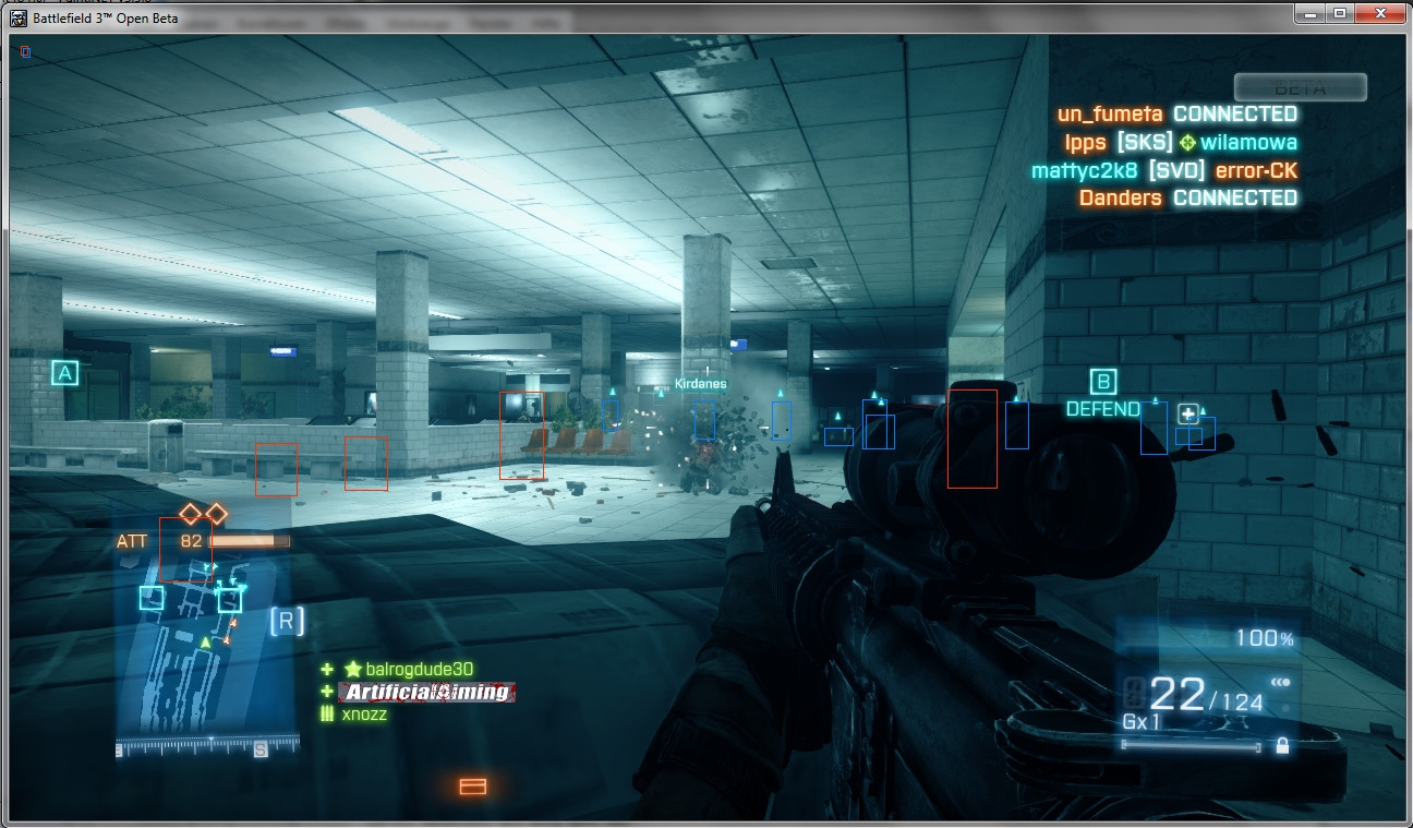 March 7, 2012 | Posted in battlefield3 | Comments: 4