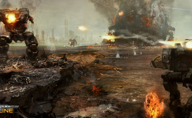 MechWarrior Online Announced as a Free to Play MMO