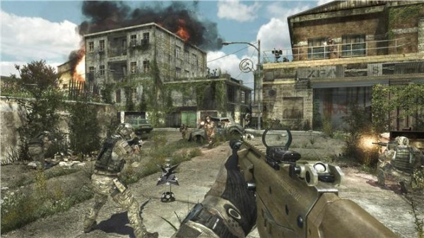 "MW3: ""No Weapon Re-balancing Being Discussed Currently"" – Robert Bowling"