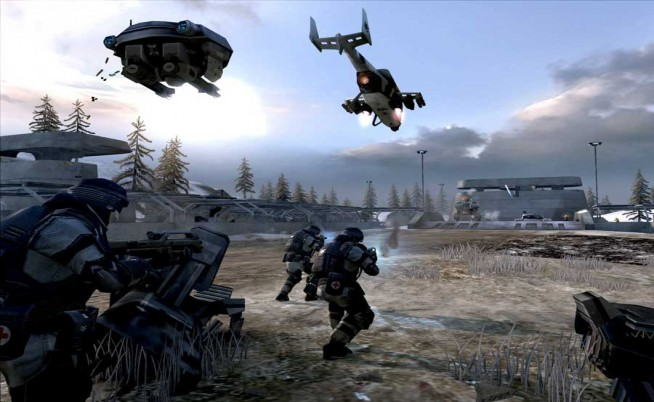 Battlefield 2143 a Possibility for Battlefield 3 DLC? And More Details on  Mod Tools
