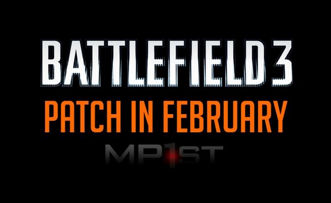 Battlefield 3 Updates in Black