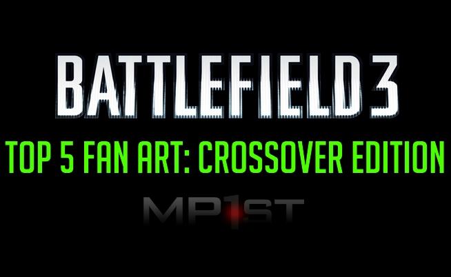Battlefield 3 Fan Art