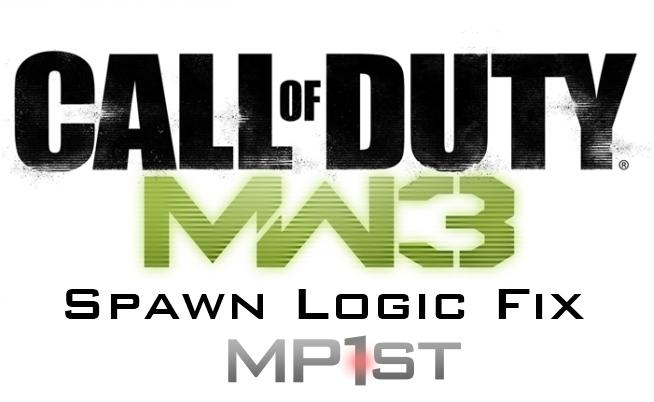 Battlefield 3 Spawn Logic Fix