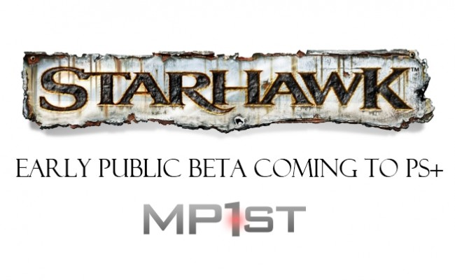 Starhawk Early Public Beta Coming to PS+, Patch 1.2, and Future Patches
