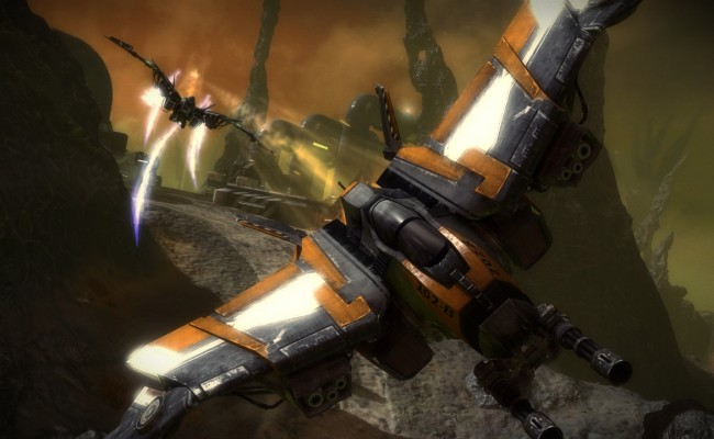 Starhawk Has Officially Launched, All Map Packs Will Be Free