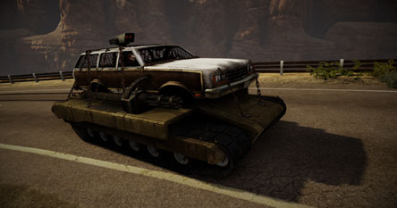 Complete List Of Weapons And Vehicles In Twisted Metal Mp1st