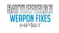 Battlefield 3 Weapon Fixes