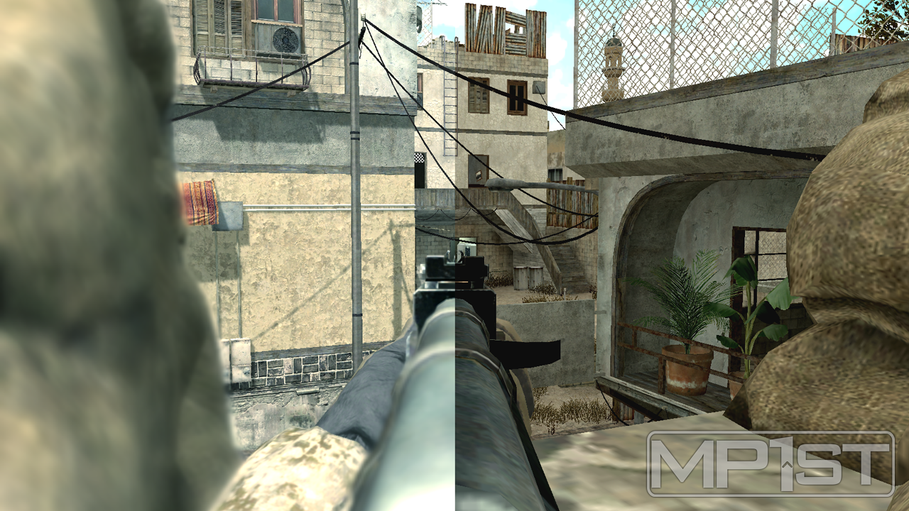 call of duty 4 multiplayer mods download