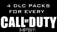 COD 4 DLC Packs