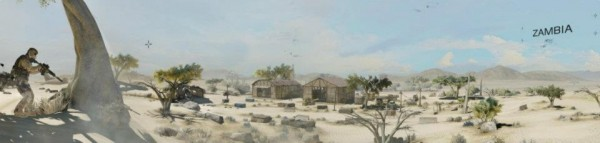 , Two New Ghost Recon Future Soldier Multiplayer Maps Revealed: Nigeria and Zambia, MP1st, MP1st
