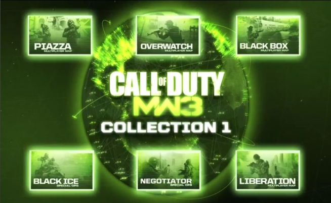 MW3 Collection 1 Now Live, 'DLC Disabled' Functionality