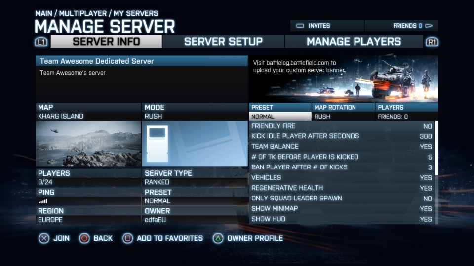 , BF3 – 5 Flag Wake Island Details, Adding More Private Servers This Week, and Shortcuts Bundles Revealed, MP1st, MP1st