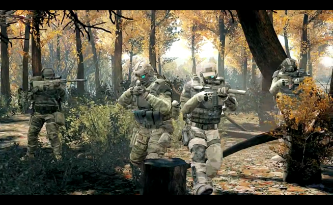 ghost recon future soldier guerrilla mode matchmaking