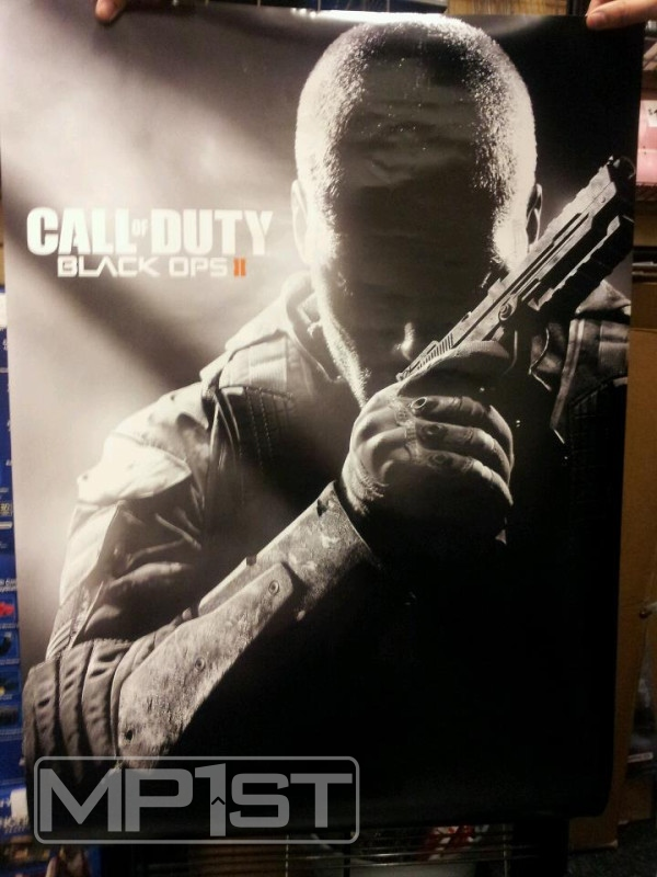 , [Update] A Better Look at the Black Ops 2 Poster Boy, More Intel Teases Mysterious Character, MP1st, MP1st