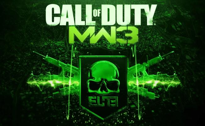 Call of Duty MW3 Elite