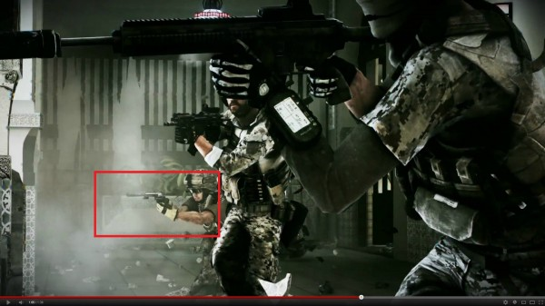 , [Updated] Battlefield 3: Close Quarters Weapon List – Three New Weapons Revealed and a Modified .44 Magnum?, MP1st, MP1st