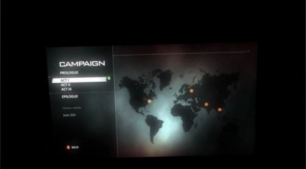 [Updated] More Leaks Reveal Black Ops 2 Menu, Zombies Story Mode and First-Person Multiplayer Screen?