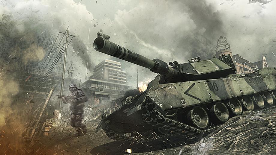 Official Modern Warfare 3 May DLC Screenshots and Artwork