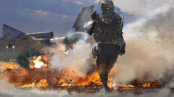 "Infinity Ward Teases ""Exciting Unannounced Title For Next Generation Consoles"""