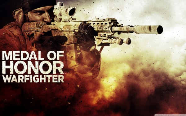 Metal of Honor: Warfighter