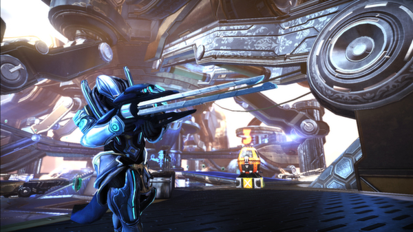 , Nexuiz: Twitch-Based Arena FPS Now Available on Steam, MP1st, MP1st
