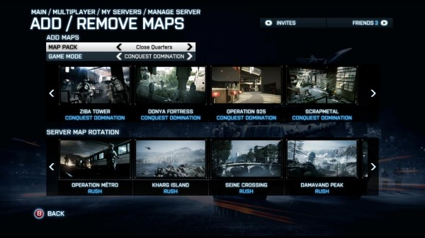 , Battlefield 3 Multiplayer Update 3 Now Live, Close Quarters Maps Revealed, and More, MP1st, MP1st