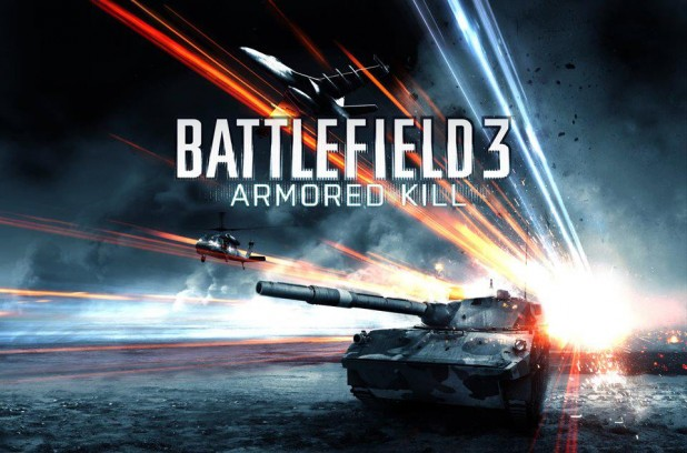 Battlefield 3 Armored Kill DLC