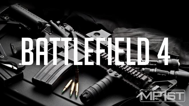 Battlefield 4 Fan Made MP1st