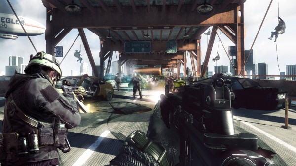 Free-To-Play Call of Duty: Online Announced For China, Features CoD4 and MW2 Maps