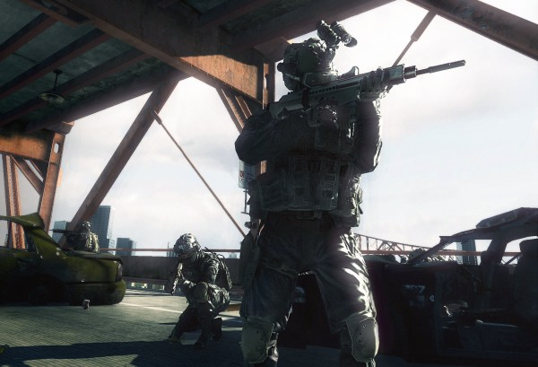 , Free-To-Play Call of Duty: Online Announced For China, Features CoD4 and MW2 Maps, MP1st, MP1st