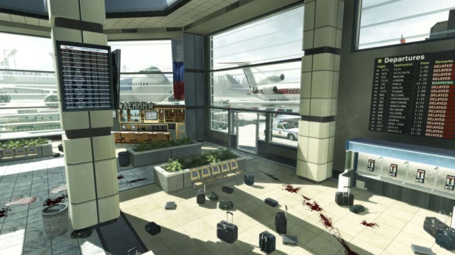 New Modern Warfare 3 Terminal Easter Egg, Care Package