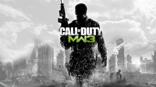 Call of Duty MW3 Grey