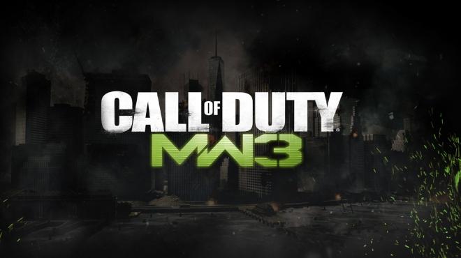 Call of Duty MW3 Wallpaper