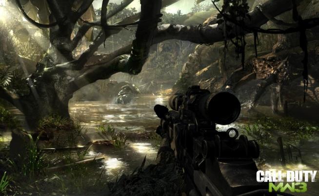 Modern Warfare 2019 Concept Art