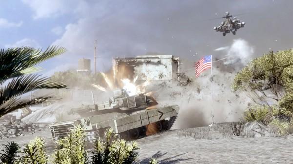 , Battlefield 3 – Armored Kill's Bandar Desert Inspired by BFBC2's Atacama Desert and Arica Harbor, MP1st, MP1st