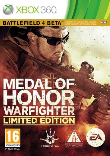, Medal of Honor: Warfighter UK Box Cover Revealed, MP1st, MP1st