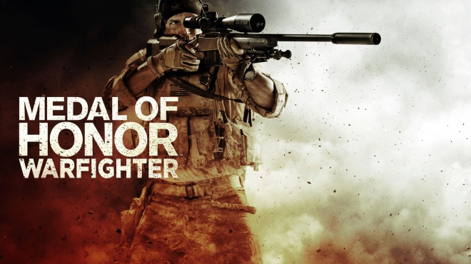 Medal of Honor Warfigher Video Game