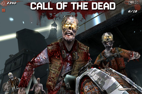, Call of Duty: Black Ops Zombies – Call of the Dead: Director's Cut Hits iOS in Update 1.3.0, MP1st, MP1st