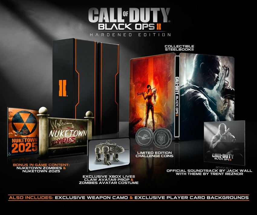 Compra en amazon edicion especial call of duty